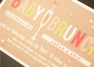 baby brunch event planner washington dc maya mahoney