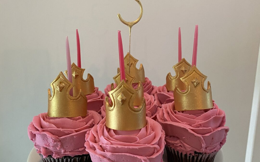 A Virtual Sleeping Beauty Themed Birthday